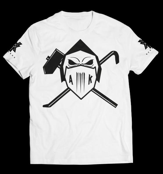 AK AusserKontrolle - T-Shirt - weiß