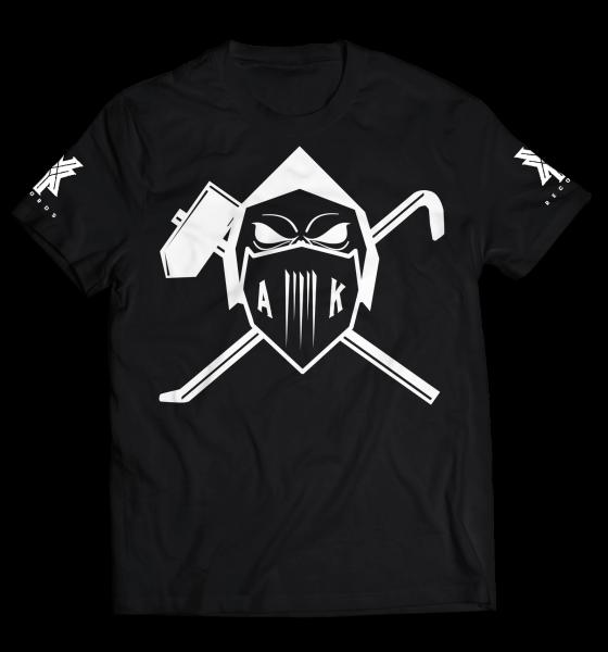 AK AusserKontrolle - T-Shirt - schwarz